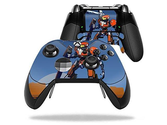MightySkins Skin Compatible with Microsoft Xbox One Elite Controller -  Delta   Protective, Durable, and Unique Vinyl Decal wrap Cover   Easy to  Apply,
