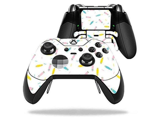 MightySkins Skin Compatible with Microsoft Xbox One Elite Controller - Ice  Cream Boards   Protective, Durable, and Unique Vinyl wrap Cover   Easy to