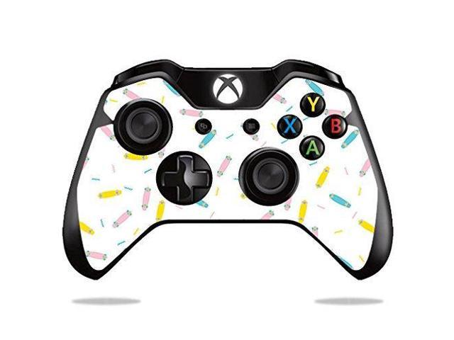 MightySkins Skin Compatible with Microsoft Xbox One or One S Controller -  Ice Cream Boards   Protective, Durable, and Unique Vinyl wrap Cover   Easy