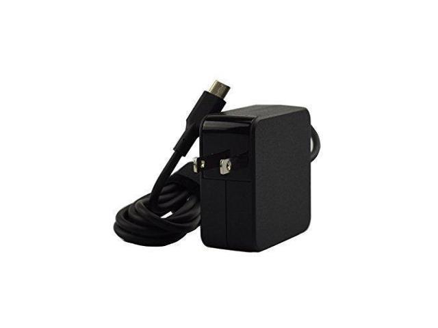 Type C AC Charger Adapter Compatible with Asus Chromebook Flip C302 C302C  C302CA C302CA-DHM4 12 5-inch Touchscreen Laptop 7 5Ft Power Supply Cord -