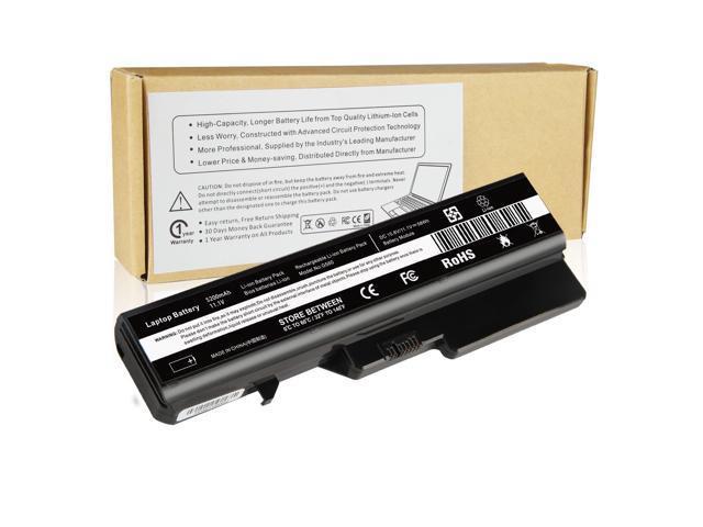 Futurebatt Notebook Battery for Lenovo B470 B570 G460 G460A G460L G465 G470 G475 G560 G565 G570 G575 IdeaPad V360 V370 V470 V570 Z370 Z460 Z465 Z470 ...