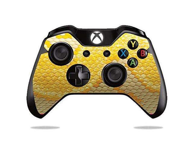 MightySkins Skin Compatible with Microsoft Xbox One/One S Controller Case  wrap Cover Sticker Skins Albino Python - Newegg com