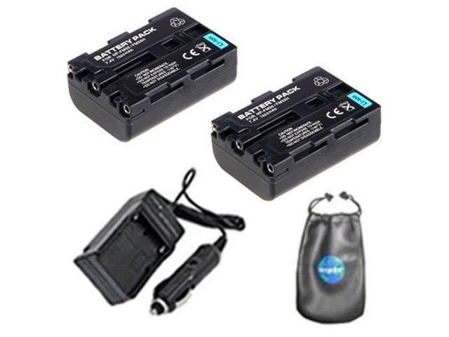 Akku für SONY Handycam DCR-TRV33E NP-FM50