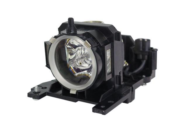Powered by Philips AuraBeam DT00911//DT00841 Professional Hitachi Replacement Projector Lamp with Housing