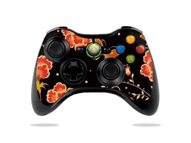 MightySkins Skin Compatible with Microsoft Xbox 360 Controller - Flower  Dream | Protective, Durable, and Unique Vinyl Decal wrap Cover | Easy to