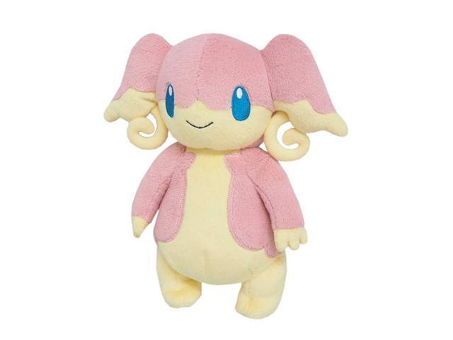 """Official Licensed  Sanei 7/"""" Alolan Vulpix PP61 Pokemon All Star   Plush Doll"""