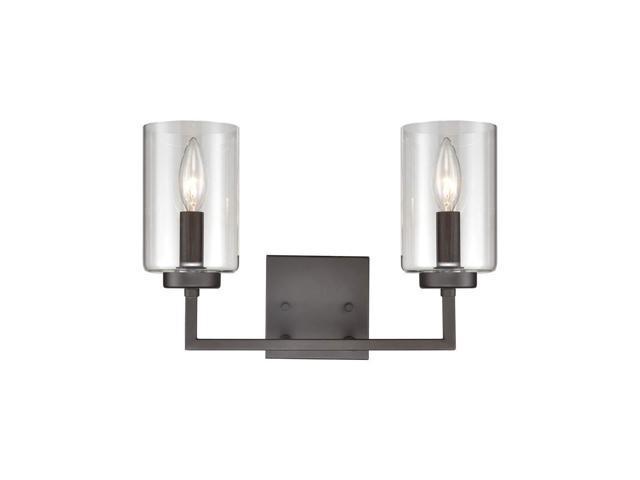 Elk Lighting 18274//6 Vanity Light Oil Rubbed Bronze