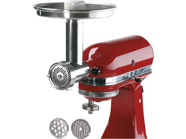 Jupiter Metal Food Grinder Attachment for KitchenAid Stand Mixers, 476100 -  Newegg.com