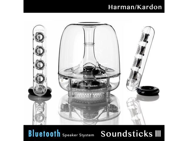 Harman Kardon SoundSticks Wireless Bluetooth Enabled 100.10 Speaker