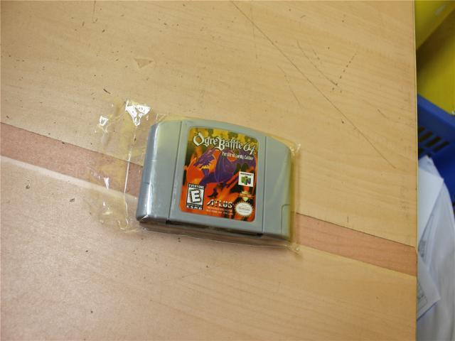 Ogre Battle 64: Person of Lordly Caliber Video Game Cartridge for N64 -  Newegg ca