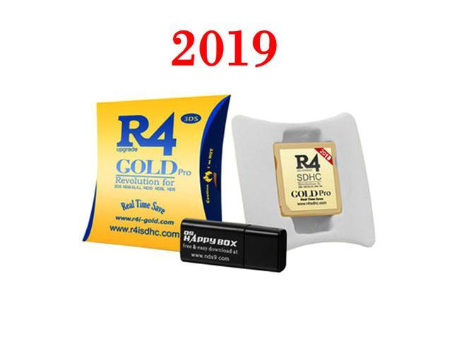 2019 R4 R4i Gold Pro Dual Core Flash Card Adapter for DS 2DS New 3DS XL  V1 0-11 9 - Newegg com