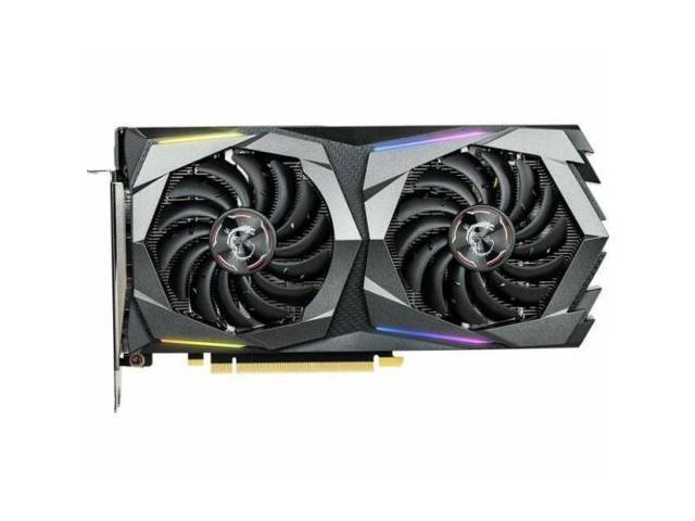 MSI NVIDIA GeForce GTX 1660 Ti ARMOR OC 6G GDDR6 HDMI//3DisplayPort pci-e Video