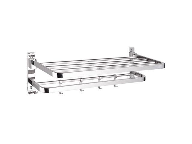 Ghp Wall Mounted Stainless Steel Chrome