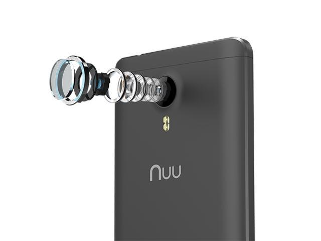 NUU Mobile A3 Unlocked 4G LTE Android Phone - Newegg com
