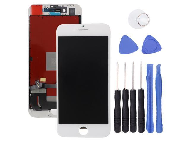 buy online d97ad 4eb18 New Premium Quality For iPhone 8 White Replacement LCD Screen Digitizer  Display Assembly - Newegg.com