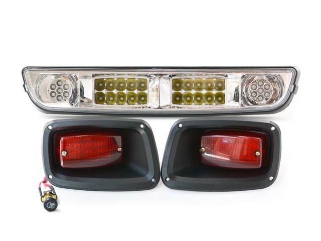 Ezgo Txt Golf Cart Light Kit Led Lights Bar