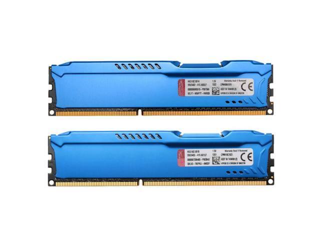 8GB 4GB 1866MHz DDR3 CL10 DIMM 1.5V Desktop Gaming Memory RAM HyperX FURY 240Pin