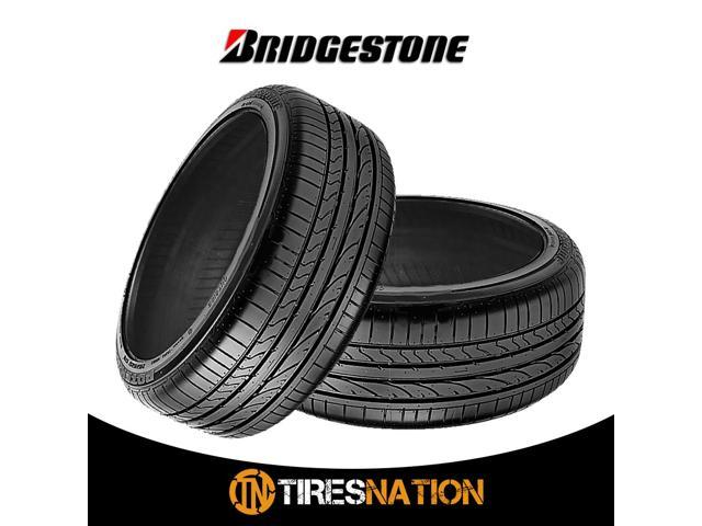 Bridgestone Run Flat >> 2 New Bridgestone Potenza Re050a Rft 215 40 18 85y Run Flat Max Summer Tire