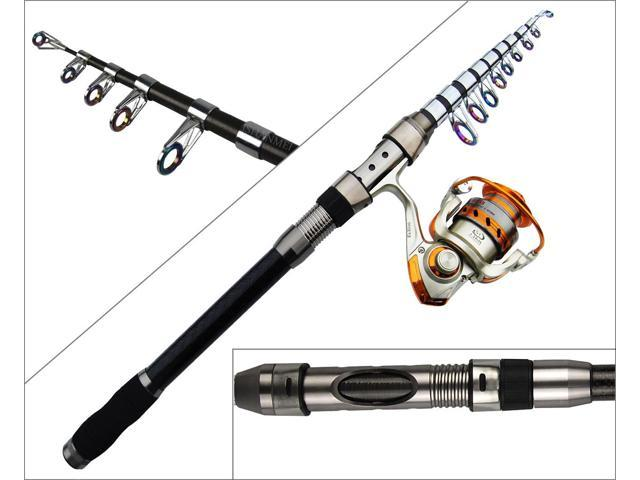 BIG FISH MEAT HUNTER LIMITED EDITION 7/' HVY SPINNING ROD CATF USA MADE!