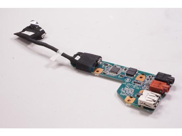 GENUINE HP AUDIO USB BOARD ELITEBOOK 6570P 686314-001 010172Q00-GSH-G