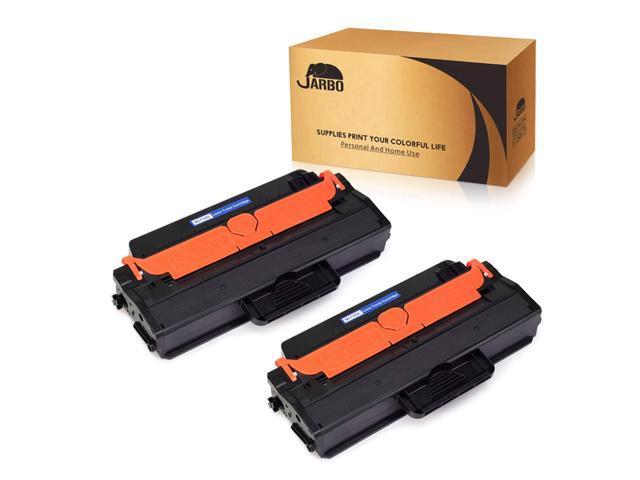 2 Pack High Yield Toner Cartridge Black for Samsung MLT-D103L ML2950ND ML2955DW