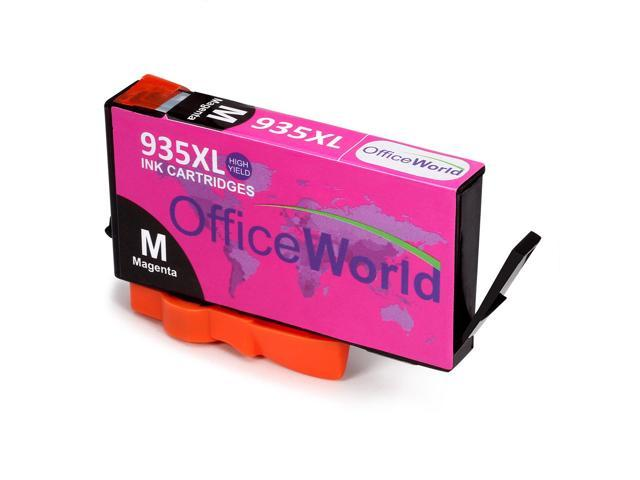 OfficeWorld ink cartridges for HP 934XL 935XL Ink Cartridges High Capacity  Compatible with HP Officejet Pro 6830 6820 6230 6812 6815 6835 - Newegg com