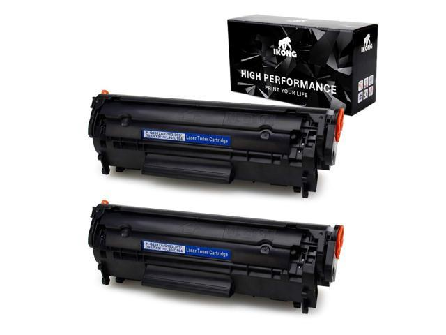 LOT OF 2 GENUINE NEW HP Q2612A 12A TONER 1010 1012 1018 1020 M1005 M1319 SEALED