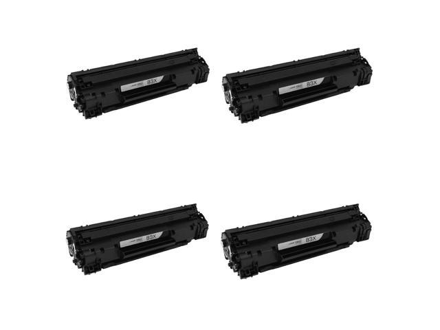 1PK CF283X 83X Black High Yield Toner Cartridge For HP LaserJet Pro MFP M201n