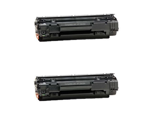 P1009 1PK New Compatible 35A CB435A Black Toner Cartridge For LaserJet P1002