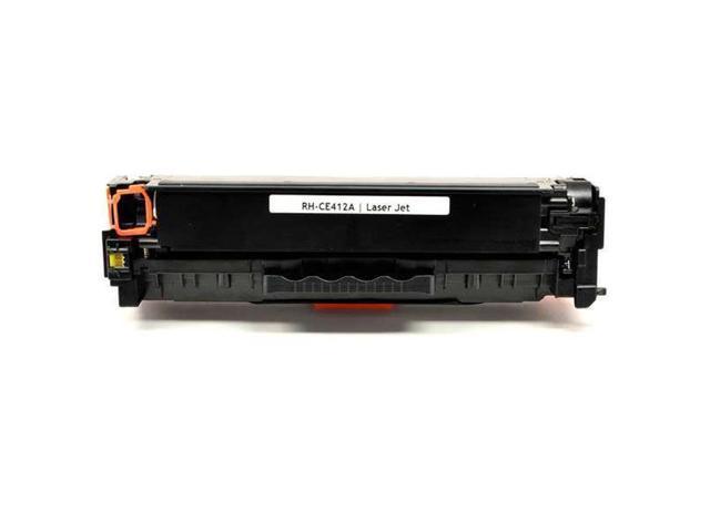 1PK CE412A Yellow Toner For HP 305A LaserJet Pro 400 Color M451dn MFP M475dw