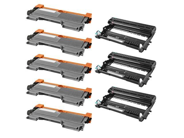 2PK TN450 Toner 1PK DR420 drum For Brother DCP-7065DN MFC-7360N 7460DN 7860DW
