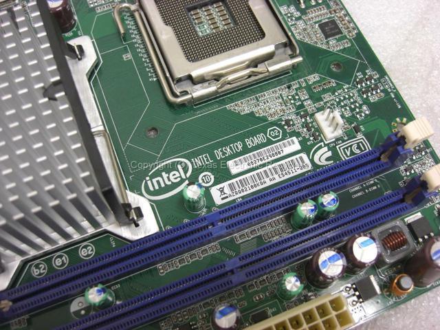 Intel Desktop Board DG41RQ E54511-203 Motherboard Socket 775 System Board