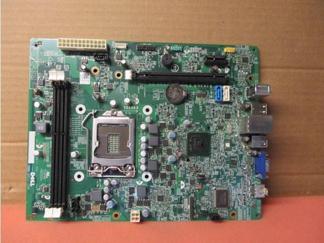 Genuine Dell Optiplex 390 Series Socket LGA1155 SFF MOTHERBOARD F6X5P