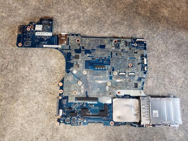 RB01 Dell Latitude E6510 Intel Laptop Motherboard WJ1RV 0WJ1RV LA-5571P