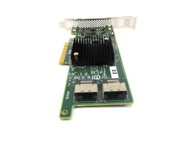 660088-001 HP H220 SAS 9205-8I 6GBPS PCI-E HBA HOST BUS ADAPTER 638834-001