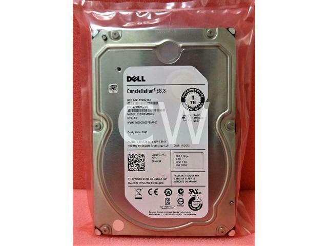 Dell 9CF6R 2TB 7.2K 3.5 SATA-3Gb//s HDD Certified Refurbished