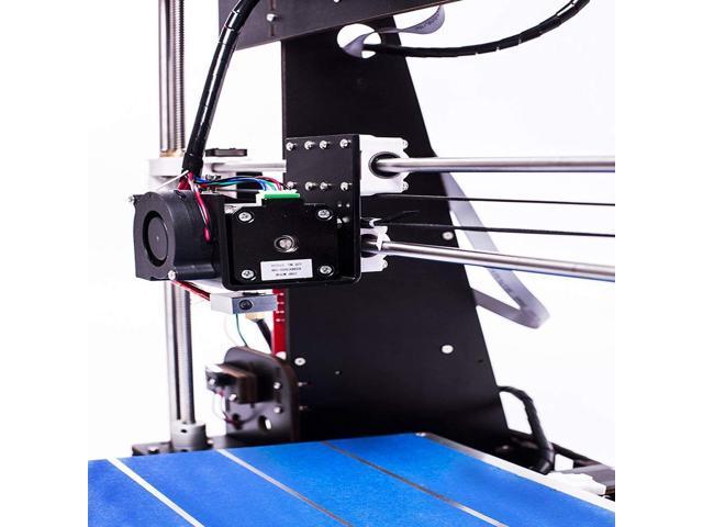 CTC Update Desktop A8 3D Printer, DIY 3D Printer Kits High Accuracy  Self-Assembly DIY Personal Portability 3D-Printers 220 220 240mm Print Size  (A8