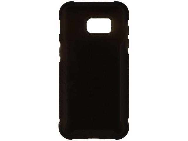 official photos 63797 acaaf Verizon Silicon Cover Protective Case for Samsung Galaxy S7 Edge - Black -  Newegg.com