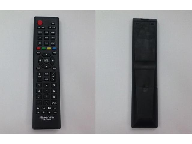 Used - Like New: Original Hisense EN22653A TV Remote Control For Smart HDTV  40K360M 46K360MV1 - Newegg com