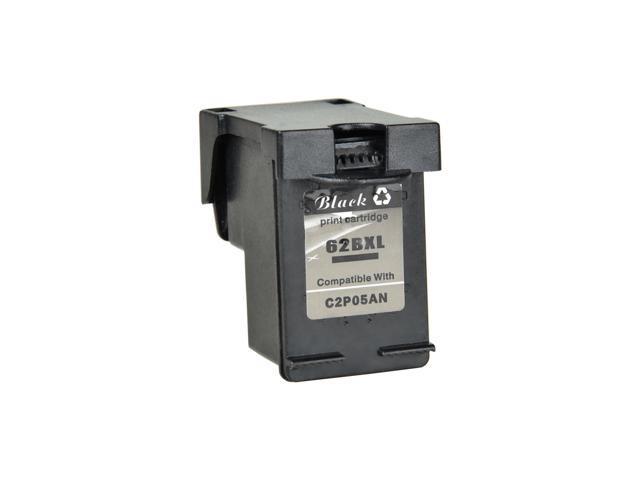 Ink Cartridge Black 62 62XL Compatible for HP ENVY 5640 5540 Officejet 5740  - Newegg com