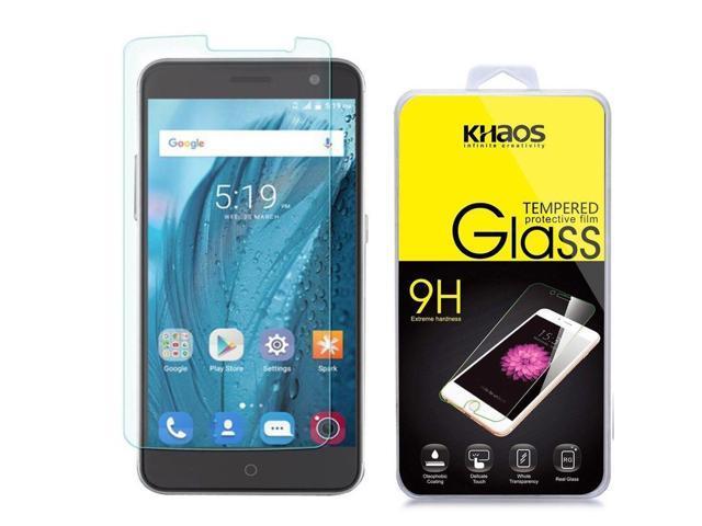 Khaos For ZTE Blade Spark Z971 Tempered Glass Screen Protector - Newegg com