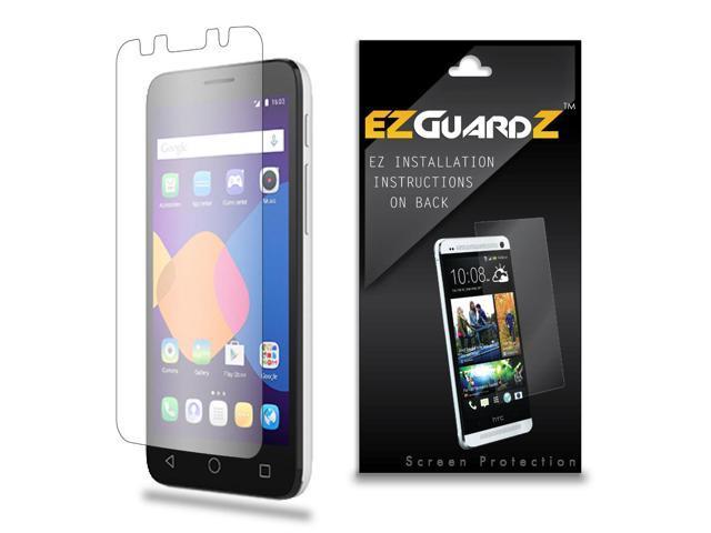 3X EZguardz LCD Screen Protector Skin HD 3X For Alcatel OneTouch Pixi 3 5 0  - Newegg com