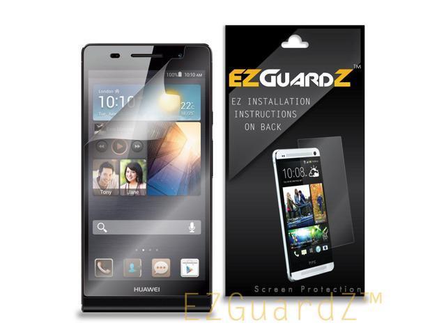 4X EZguardz Clear Screen Protector Shield 4X For Huawei