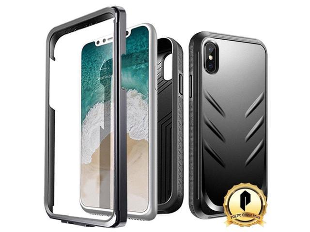 iphone xs screen protector case