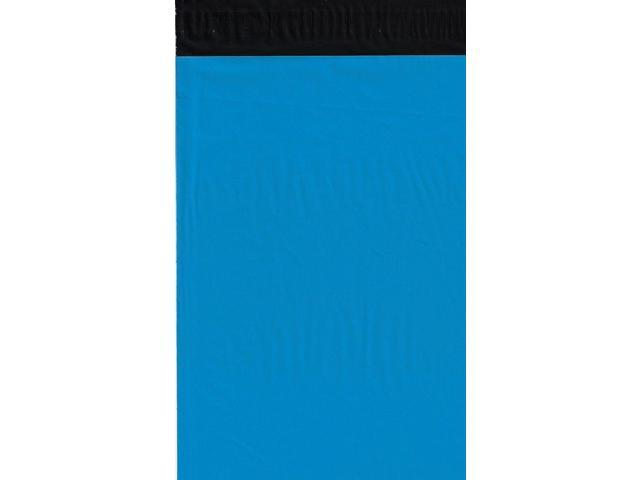 50 10x13 BLUE Poly Mailers Shipping Envelopes Couture Boutique Shipping  Bags