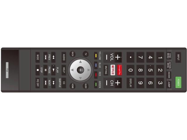 New Original Sony RMF-TX200U Remote Control for Sony 4K HDR QHD Smart TV