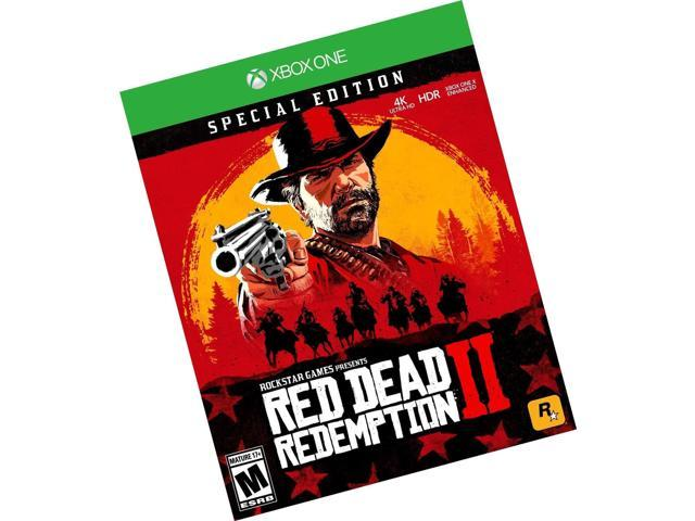 what do you get with red dead redemption 2 special edition