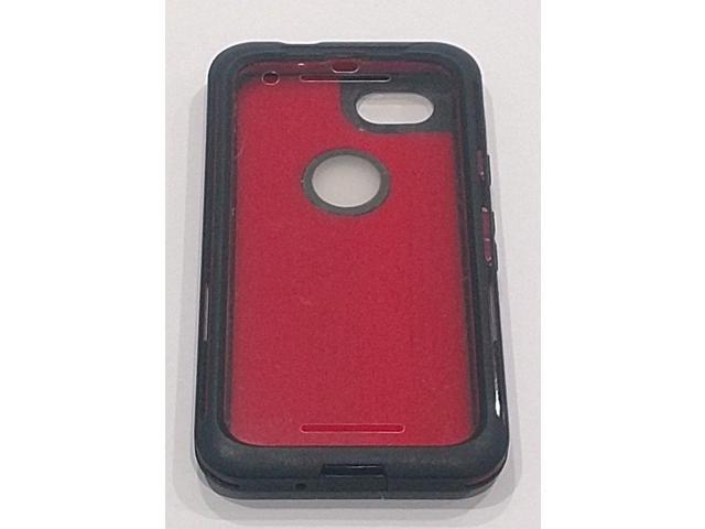 9cc876a9 Refurbished: Under Armour UA Protect Ultimate Case for Google Pixel 2 XL -  Black/Red - Newegg.com