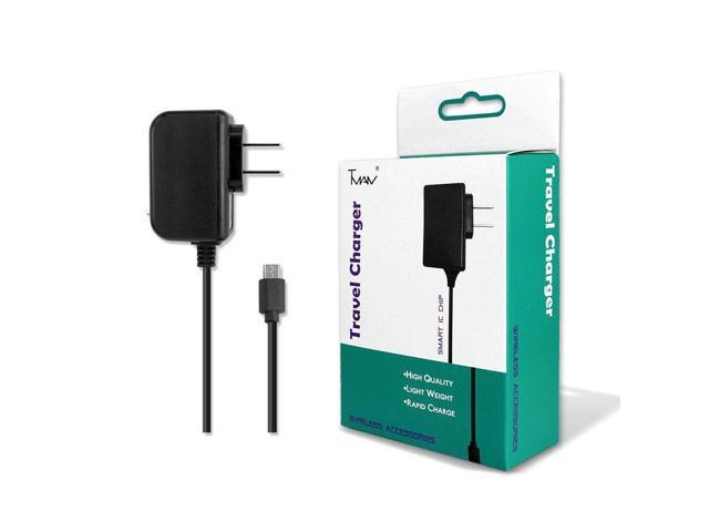 Wall Home AC Charger for TracFone LG Premier Pro LTE L413DL, Optimus Fuel  L34c - Newegg com