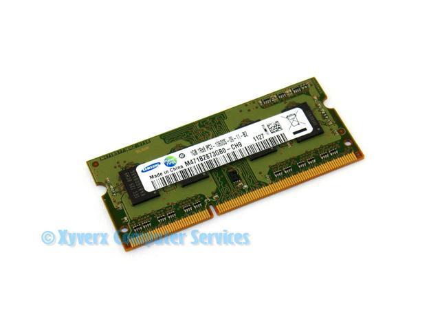 Refurbished: M471B2873GB0-CH9 GENUINE OEM SAMSUNG LAPTOP MEMORY 1GB DDR3  PC3-10600 (CA65) - Newegg com